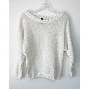 Poof Couture sweater